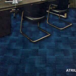 Karpet Atrium Blue