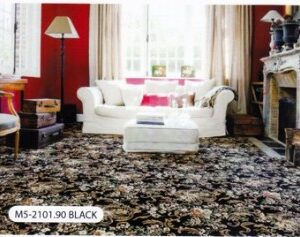 Karpet Mykonos M5 2101 90 BLACK