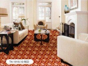 karpet santorini T4 1919 10 RED